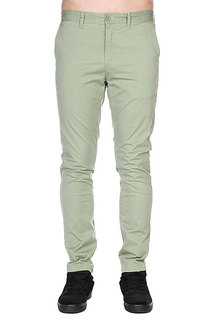 Штаны прямые Globe Goodstock Chino Faded Evergreen