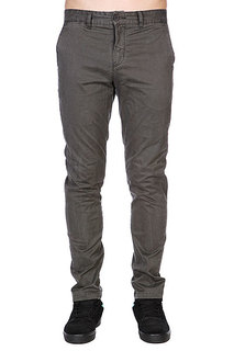 Штаны прямые Globe Goodstock Chino Vint Black