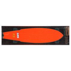 Шкурка для скейтборда для лонгборда Globe Foam Trac Huter Orange