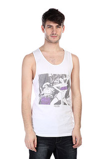Майка Globe Two Wrongs Singlet White