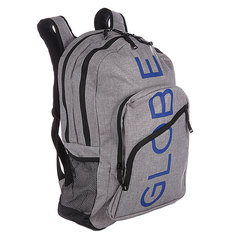 Рюкзак школьный Globe Jagger Backpack Grey