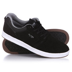 Кеды кроссовки низкие Globe N Shinto Black/Grey