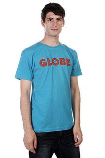 Футболка Globe Branded Tee Teal