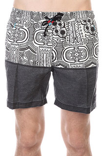 Шорты пляжные Globe Kulama 16.5 Boardshort Dirty White