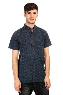 Рубашка Globe Kerferd Shirt Blue Indigo