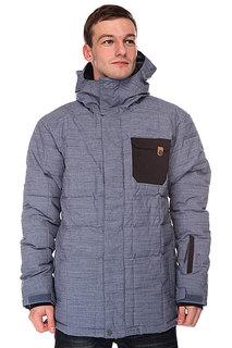 Куртка Quiksilver Hemlock Jacket Vintage Indigo