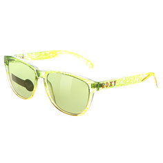 очки женские Roxy Uma Green/Flash Green