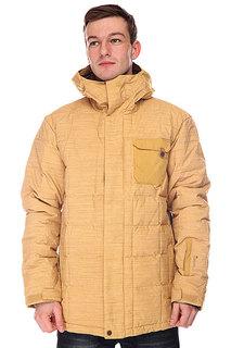Куртка Quiksilver Hemlock Jacket Mustard Gold