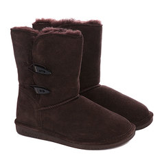 Угги женские Bearpaw Abigail Chocolate