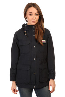 Куртка женская Penfield Kasson Hooded Mountain Parka Navy