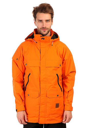 Куртка Analog Ag Anthem Jk Safety Orange