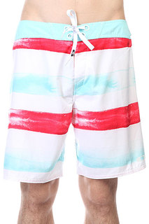 Шорты пляжные Oakley Crashing Wave Boardshort White