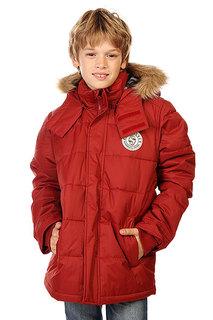Куртка зимняя детская Quiksilver Redsolyouth Rosewood