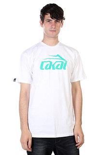 Футболка Lakai Logo White