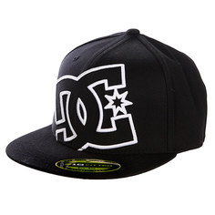 Бейсболка Flexfit DC Ya 210 Flexfit Hat Black