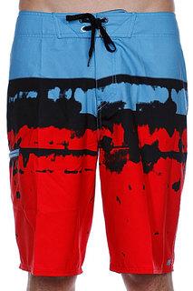 Пляжные мужские шорты Analog Dorado Brdshort Red
