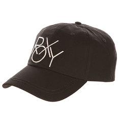 Бейсболка классическая женская Roxy Extra True Black