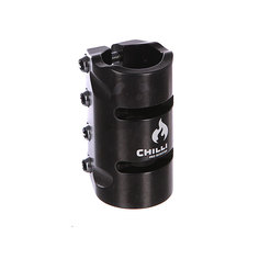 Зажимы Chilli Scs 4 Bolts Clamp Black