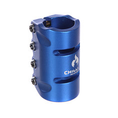 Зажимы Chilli Scs 4 Bolts Clamp Blue