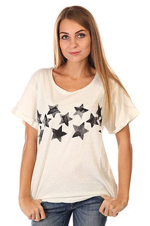 Футболка женская Roxy Stars Dq J Sea Spray