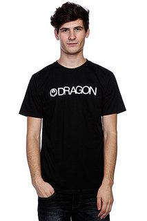 Футболка Dragon Trademark Black