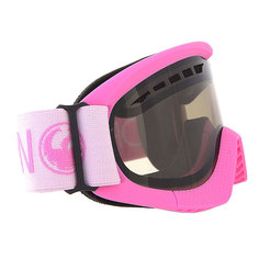 Маска для сноуборда Dragon Dxs Pink/Smoke One