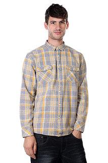 Рубашка в клетку Quiksilver Tang Titan Flinstone