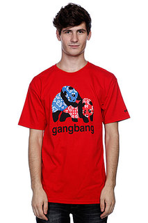 Футболка Enjoi Gangbang Red
