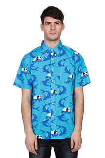 Рубашка Enjoi Shark Blue