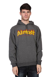Кенгуру Almost Flaming Logo Gunmetal Heather