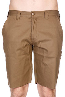 Шорты Enjoi Brown Trout Dark Khaki