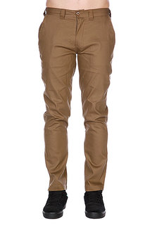 Штаны Enjoi Pre Party Dark Khaki