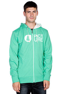 Толстовка Picture Organic Po Basement Ml Zip Green