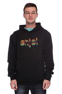Кенгуру Enjoi Outlines Pullover Hood Black