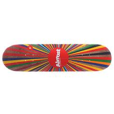 Дека для скейтборда для скейтборда Almost S5 Color Wheel Brown 31.6 x 8.0 (20.3 см)