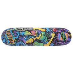 Дека для скейтборда для скейтборда Blind S5 Romar Ultra Violet R7 Multicolor 31.125 x 7.75 (19.7 см)