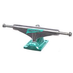 Подвеска для скейтборда 1шт. Tensor Alum Reg Flick Raw / Teal 5.5 (21 см)