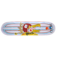 Дека для скейтборда для скейтборда Cliche Lem Villemin Gonz R7 Multicolor 31.7 x 8 (20.3 см)