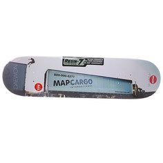 Дека для скейтборда для скейтборда Almost Seu Trihn Colab R7 Daewon 31.1 x 7.75 (19.7 см)
