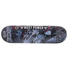 Дека для скейтборда для скейтборда Darkstar Black Pearl Sl Decenzo 31.7 x 8.25 (21 см)