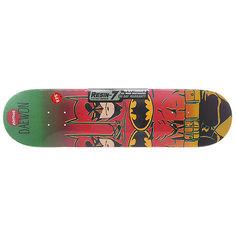 Дека для скейтборда для скейтборда Almost Batman Fade R7 Daewon 31.1 x 7.75 (19.7 см)