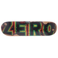 Дека для скейтборда для скейтборда Zero Burning Bold R7 Sandoval 31.7 x 8.125 (20.6 см)