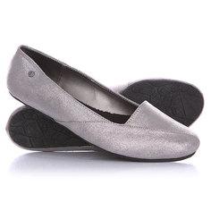 Балетки женские Volcom Game On Shoe Silver