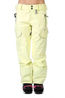 Штаны сноубордические женские Volcom Fw14-15 Sniper Pant Dust Yellow