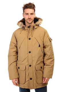 Куртка парка Penfield Hoosac Rf Hooded Down Mountain Parka Tan