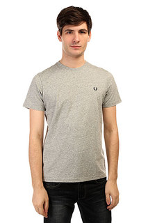 Футболка Fred Perry Crew Neck T-Shirt Grey
