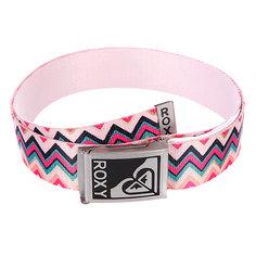 Ремень женский Roxy Surfing Spot Tropical Pink
