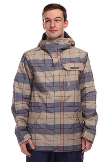 Куртка Burton Poacher Plaid Stripe