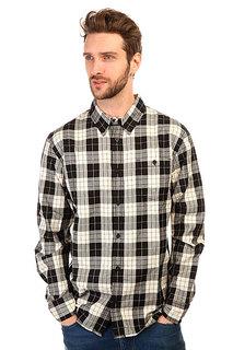 Рубашка в клетку Burton Mb Farrel Wvn Ls Vanilla Hazen Pld