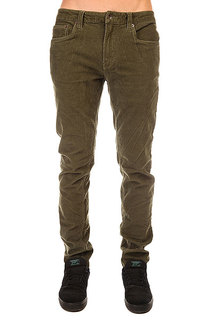 Штаны прямые Burton Mb B77 5 Pkt Pant Olive Night